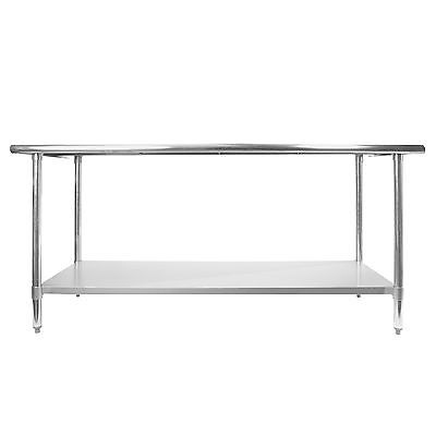 DB Restaurant Supply Stainless Steel CommerciStainless Steel - Restaurant supply prep table