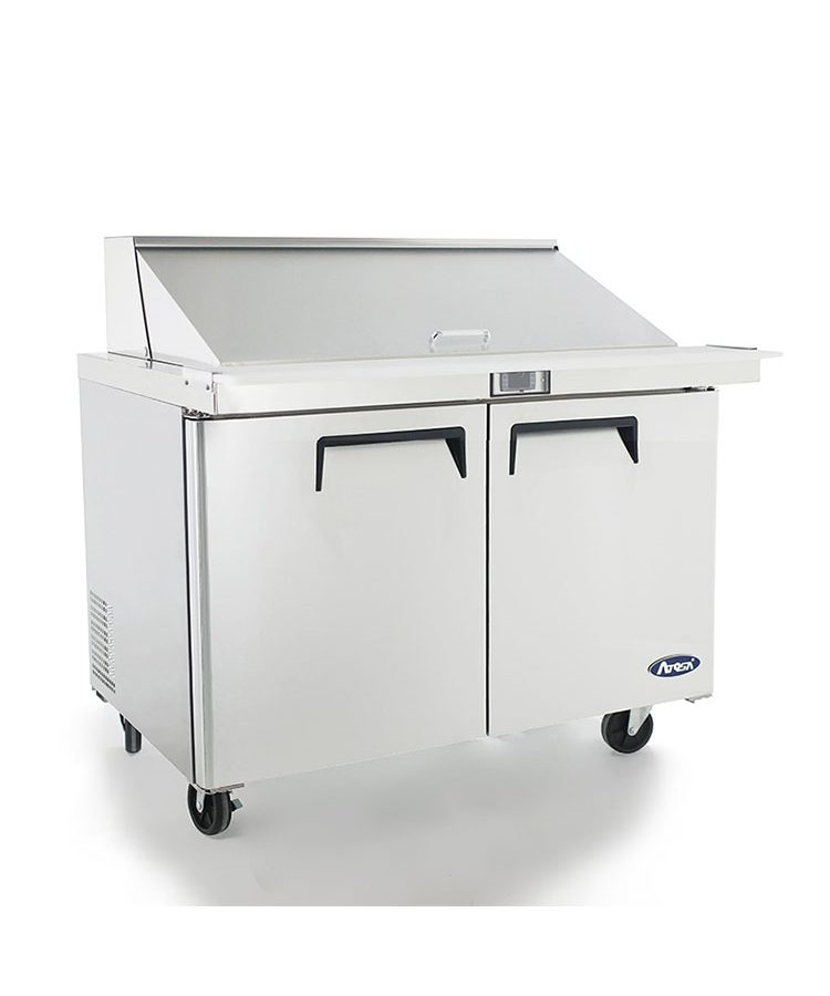 DB Restaurant Supply MSF Mega Top Sandwich Prep Table ATOSA - Restaurant supply prep table